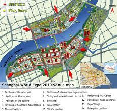 Shanghai Map Shanghai Expo Maps Maps Of Shanghai 2010 Expo