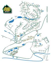 Map Of East Tennessee by Hidden Mountain Resort Inc East Resort Map