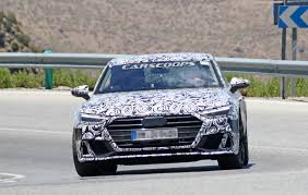 all new 2018 audi s7 drops some camo to show off what u0027s coming