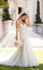 loving dresses the wedding dress trends we are loving for 2018 modern wedding