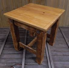 solid wood pub table solid wood pub table chunky dining height square bistro