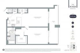 Parc Imperial Floor Plan The Bond At Brickell