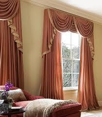 luxury orange curtains drapes and window treatments luxury
