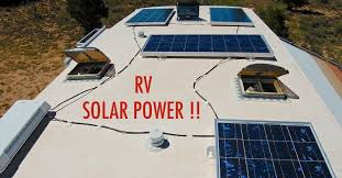 rv solar power made simple roads less traveled