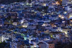 Morocco Blue City by Brad Hammonds Photography The Blue City Brad Hammonds Photography