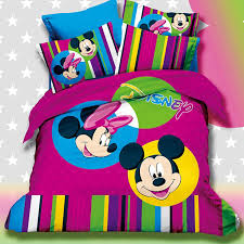 Mickey Mouse Queen Size Bedding Mickey Mouse Bedding Set Queen Size Comforter Set Duvet Cover Bed