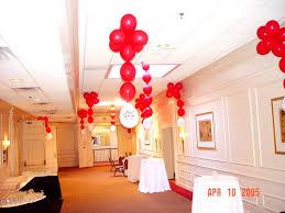 bar and bat mitzvah balloon decorations