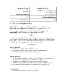 Good Resume Introduction Examples by Appealing Basketball Resume Examples 41 About Remodel Good Resume