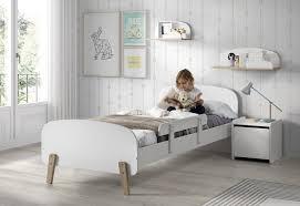 chambre bois blanc scandinave lestendances fr