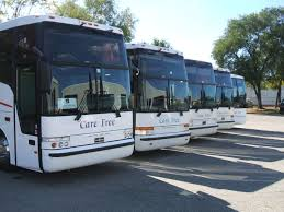 Wyoming travel buses images Charter buses school trip sports team transportation wyoming JPG