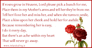 Poems For Comfort Irish Poems And Blessings For Funerals Ireland Calling