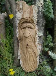 12 best wood spirit carvings for sale by kevin doherty images on