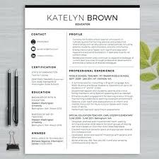free resume templates for teachers to download education resume template education resume template download