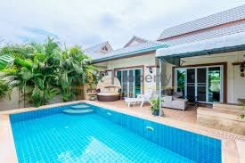 house with pool next property hua hin