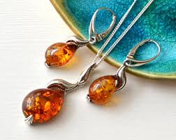 amber earrings necklace images Exquisitely hand crafted organic baltic amber jewelry by karuba jpg