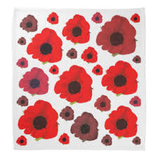 red poppies gifts on zazzle