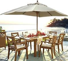 Patio Set With Umbrella Outdoor Patio Table And Umbrella Probably Fantastic Outdoor