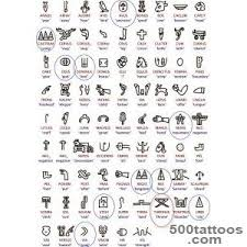 symbol tattoos designs ideas meanings images