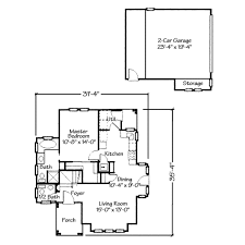 cottage style house plan 3 beds 2 50 baths 1281 sq ft plan 410 162