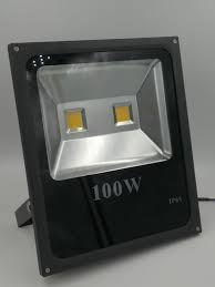 100 watt led light bulb led flood light 100w led floodlight ip65 waterproof 220v 110v led