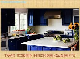 kitchen cabinet interior two tone cabinet pulls mogams