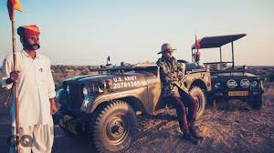 army jeep 2017 the indian prince who helped launch india u0027s coolest music festival