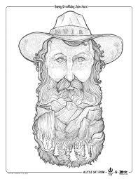 drawings sketches and decorative arts of john muir john muir
