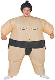 Boys Frankenstein Halloween Costume Amazon Boys Inflatable Sumo Wrestler Halloween Costume