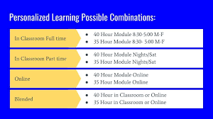 5 hours class online upcoming 75 hour salesperson licensing courses