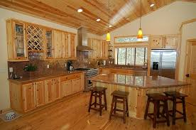 knotty pine kitchen cabinets doors home improvement area kitchen