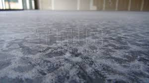 Basement Flooring Tiles With A Built In Vapor Barrier Sweating Slab Syndrome And Efflorescence