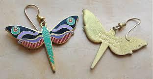 laurel burch earrings sidewalk find laurel burch dragonfly earrings gracious s