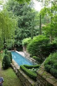 What Does El Patio Mean Beautiful Backyard Oasis Me Gusta Que La Piscina No Ocupe Un