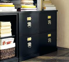 Bush Stanford Lateral File Cabinet Bush Stanford Lateral File Cabinet Antique Black And Cherry Bush