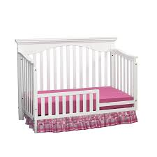 Baby Cache Heritage Lifetime Convertible Crib White by Amazon Com Baby Cache Greenwich Toddler Guard Rail White Baby