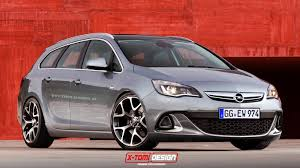 opel ford x tomi design opel astra opc sports tourer