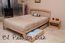 Alsa Platform Bed - bedroom furniture el paso texas interior design