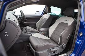 Vw Golf R Seats R U201d Is For U201crapid U201d With The All New Volkswagen Golf R Used
