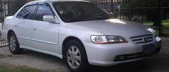 2001 honda accord fog lights 98 02 honda accord sedan clear housing oem style fog lights