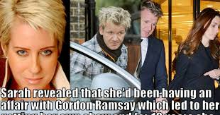 12 shocking things about chef gordon ramsay