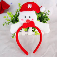 Lighted Christmas Decorations by Online Get Cheap Lighted Christmas Headband Aliexpress Com