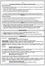 Scientific Resume Examples by Awesome One Page Resume Sample For Freshers You U0027re Hired