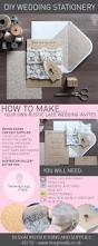 best 25 diy wedding stationery ideas on pinterest diy wedding
