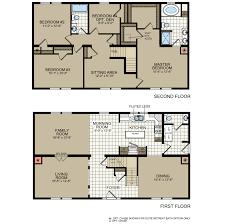 Titan Mobile Home Floor Plans Titan 658 Titan Homes Champion Homes