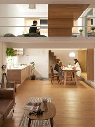 airy home in taiwan with optimal balance between space and lighting