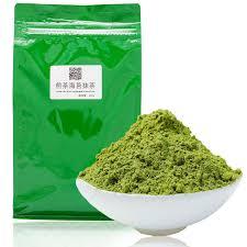 Teh Hijau Serbuk shop sencha matcha bubuk teh hijau organik rumput laut