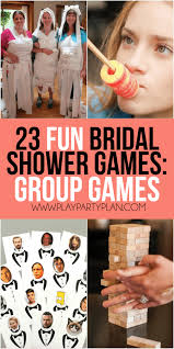 interactive bridal shower 23 more bridal shower play party plan