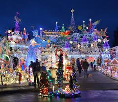 santa rosa christmas lights weaver s winter wonderland in rohnert park ca dec 1 31 5 30