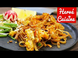 recette cuisine thailandaise traditionnelle recette du pad thaï nouilles sautées thaïlandaise