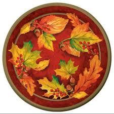 cheap autumn paper plates find autumn paper plates deals on line